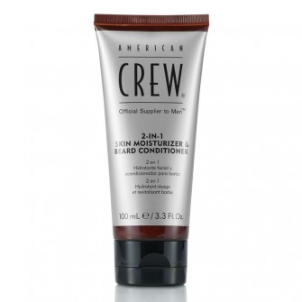 American Crew 2-in1 Skin Moisturizer & Beard Conditioner