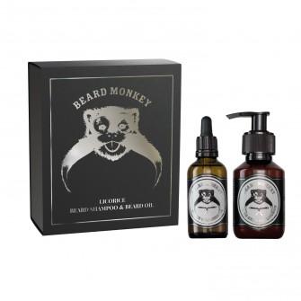 Beard Monkey The Beard Box Licourice