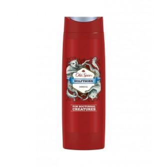 Old Spice Wolfthorn Shower Gel