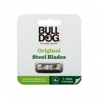Bulldog Original Steel Blades
