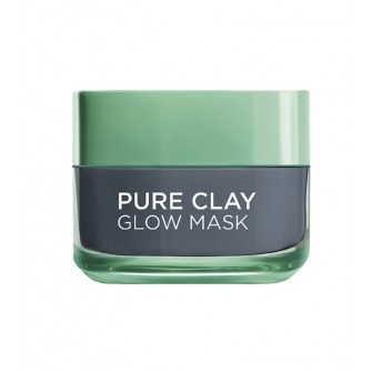 L'Oréal Skin Expert Pure Clay Glow Mask Charcoal