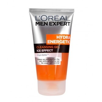 L'Oréal Men Expert Hydra Energetic Cleansing Gel Ice Effect
