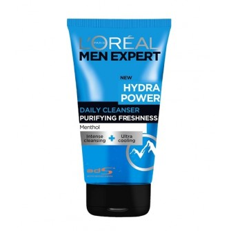 L'Oréal Men Expert Hydra Power Daily Cleanser Menthol