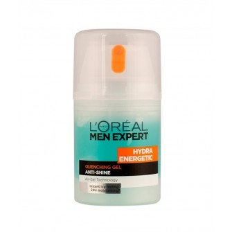 L'Oréal Men Expert Hydra Energetic Quenching Gel Anti-Shine