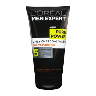 L'Oréal Men Expert Pure Power Daily Charcoal Wash