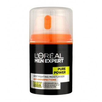 L'Oréal Men Expert Pure Power Spot Fighting Moisturiser