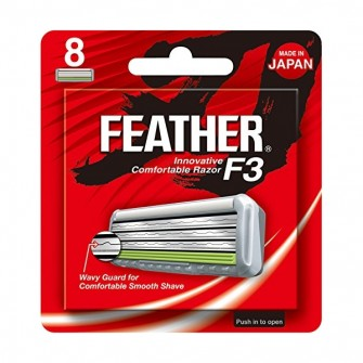 Feather F3 Rakblad 8-pack