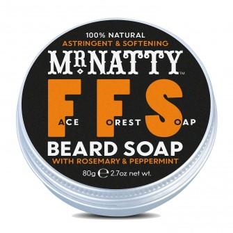 Mr Natty Face Forest Beard Soap