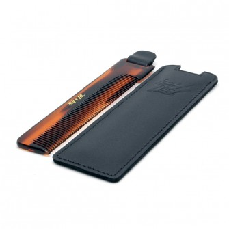 Hey Joe Deluxe Comb with Leather Case