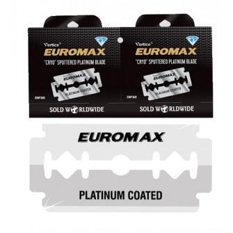 Euromax Platinum Double Edge Razor Blades