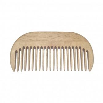 Hermod Beard Comb Beechwood Pocket