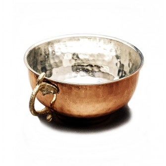 Copacetic Copper Shaving Bowl