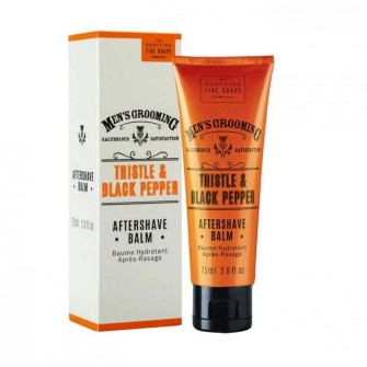 The Scottish Fine Soaps Aftershave Balm