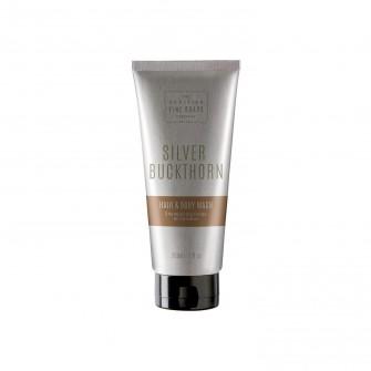 The Scottish Fine Soaps Silver Buckthorn Hair & Body Wash 200 ml