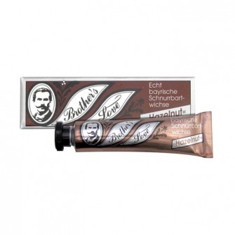 Brother´s Love Moustache Wax Hazelnut