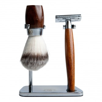Aarex Shaving Set Rosewood No. 04