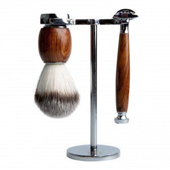 Aarex Shaving Set Rosewood No. 12