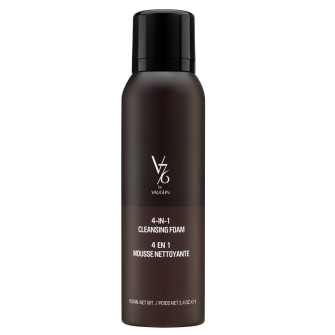 V76 by VAUGHN 4-IN-1 Cleansing Foam