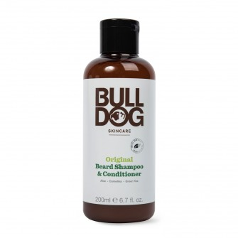 Bulldog Original Beard Shampoo and Conditioner