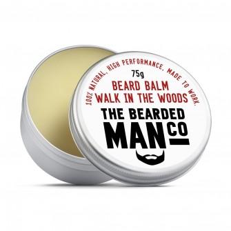 The Bearded Man Company Beard Balm Walk in the Woods
