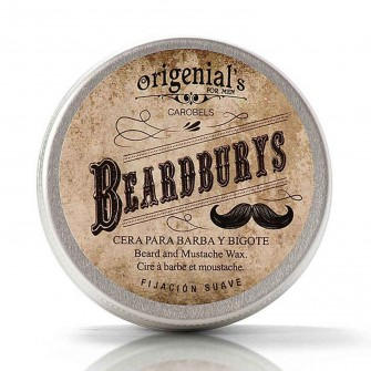 Beardburys Beard & Mustache Wax