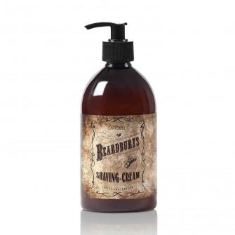 Beardburys Shaving Cream Barber Size