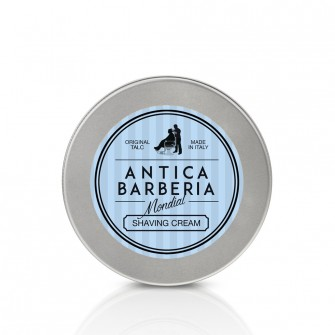 Mondial Antica Barberia Shaving Cream Jar Original Talc
