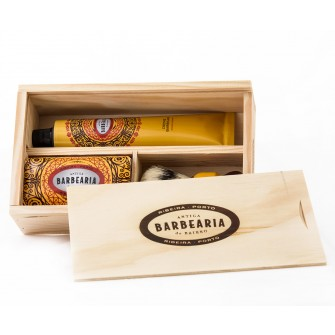 Antiga Barbearia Ribeira do Porto Shaving Kit