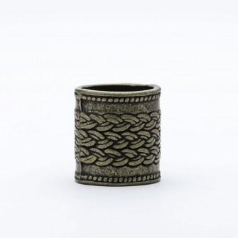 Beard Bead Oakenshield Antique Brass