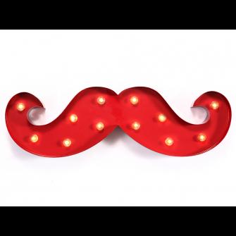 Barber Pro Moustache Light - mustaschlampa