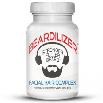 Beardilizer Facial Hair Complex