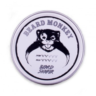 Beard Monkey Beard Shaper Licorice
