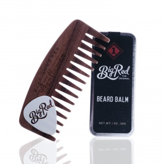 Big Red Beard Combs Duo