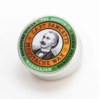 Captain Fawcett Moustache Wax Maharajah