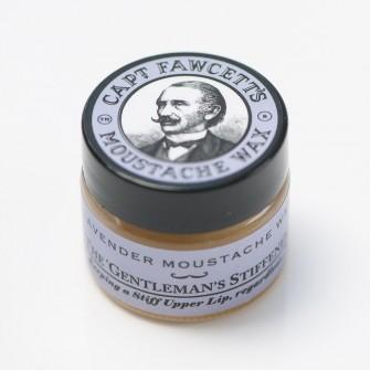 Captain Fawcett Moustache Wax Lavender