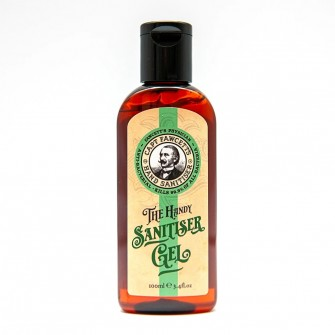Captain Fawcett The Handy Sanitiser Gel 100ml