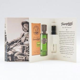 Captain Fawcett Triumphant Eau De Parfum Sample 2 ml