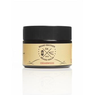 Beard Brother Beard Balm Cedarwood
