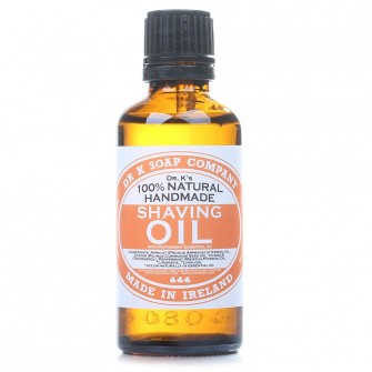 Dr K Soap Company Shaving Oil