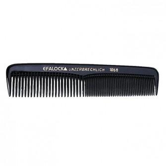 Efalock Pocket Comb Black
