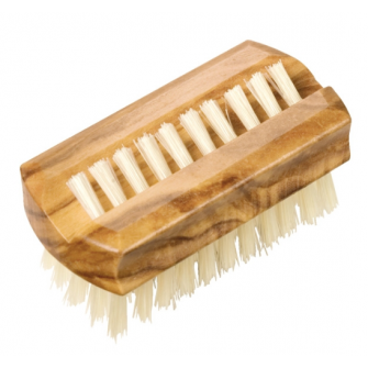 Hermod Nail Brush Olive Wood