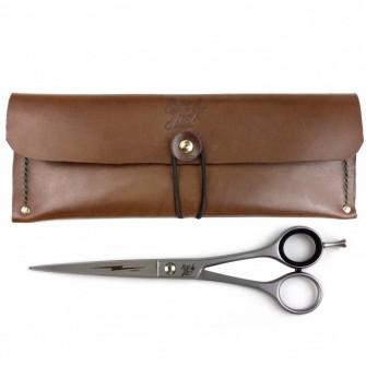 Hey Joe Classic Scissors 6,5'' with Leather Case