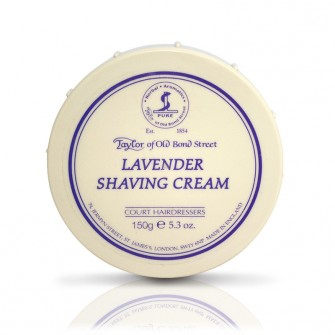 Taylor Of Old Bond Street Shaving Cream Lavender