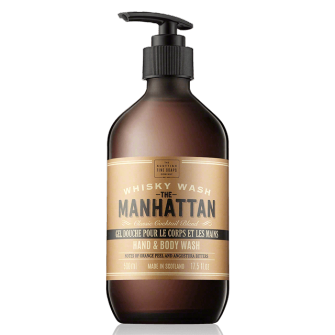 The Scottish Fine Soaps Whisky Body Wash Manhattan 500 ml