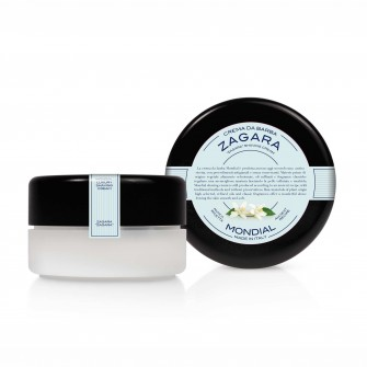 Mondial Classic Luxury Shaving Cream Zagara Bowl