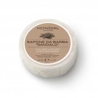 Mondial Classic Shaving Soap Sandalo