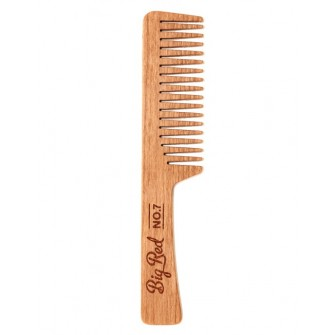 Big Red Beard Comb No.7 - Cherry