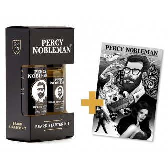 Percy Nobleman Starter Kit + Comic Book