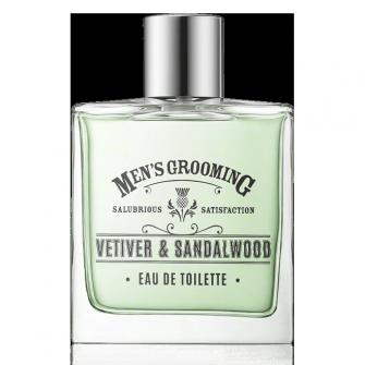 The Scottish Fine Soaps Vetiver & Sandalwood Eau de Toilette
