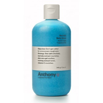 Anthony Sea Salt Body Scrub